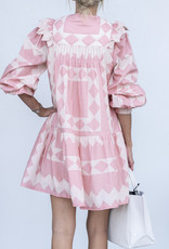 Sea NYC Helena Tunic-Pink