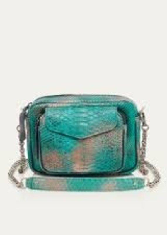 Claris Virot Charly Bag-Aqua