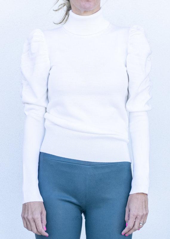Alexis Foster Top-White