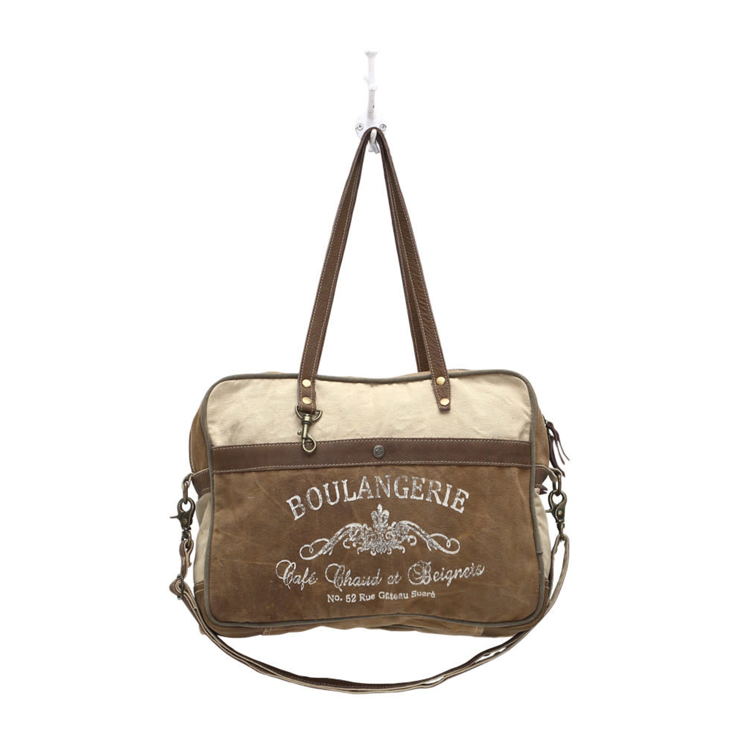 Myra Messenger Bag Boulangerie Bella Casa Decor And Design It includes numerous zippered pockets to store items like an ipad mini, multiple card slots, with even more pockets to store a map, a guide book, and even a journal. myra bags messenger bag boulangerie