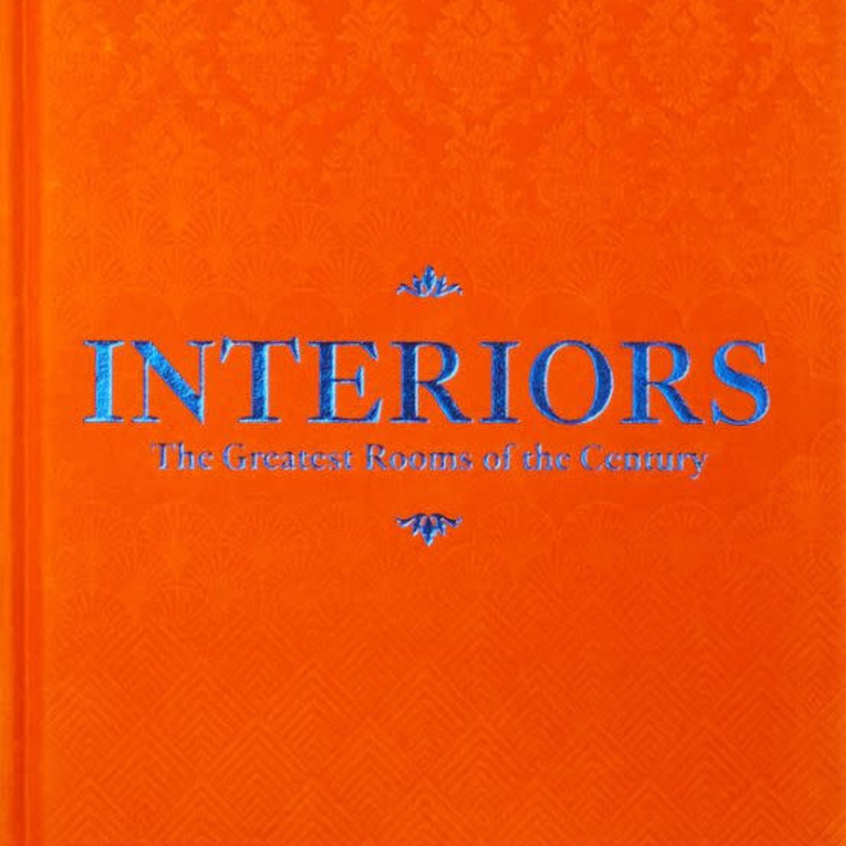 Daniel Richards Interiors The Greatest Rooms of the Century - Orange