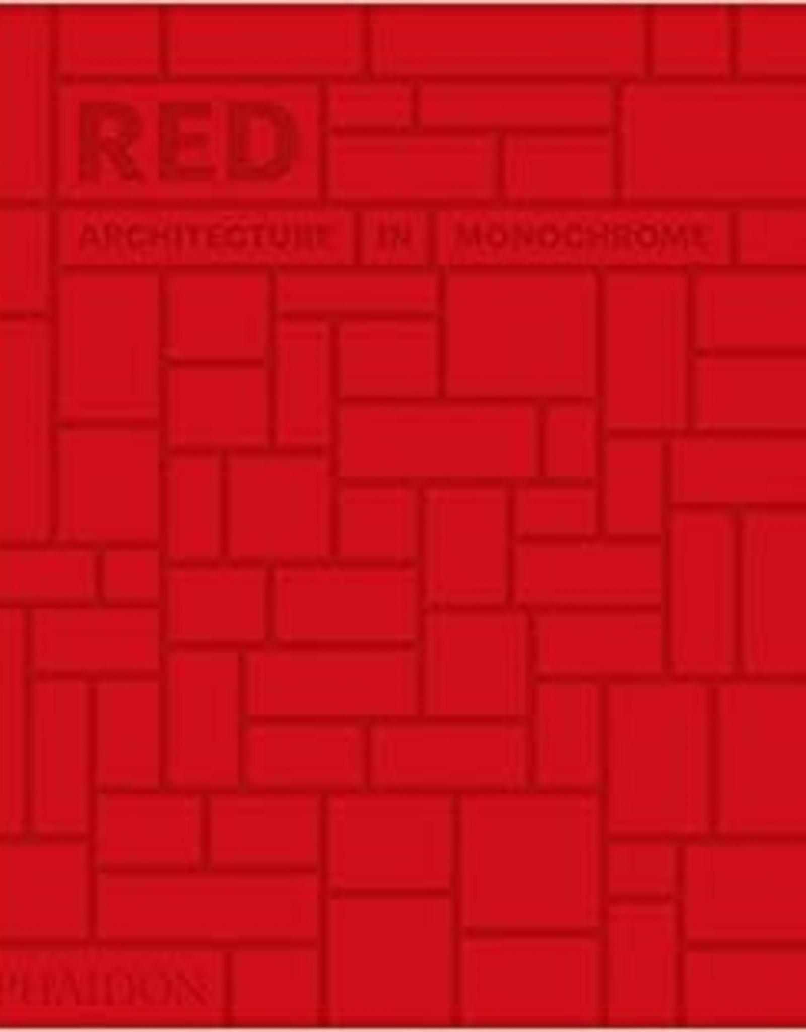 Daniel Richards Red - Architecture in Monochrome