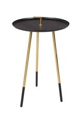 ZUIVER BV Rumbi SIde Table - Black