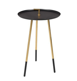 ZUIVER BV Rumbi SIde Table - Black