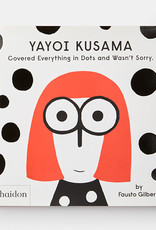Daniel Richards Yayoi Kusama - Covered Everything