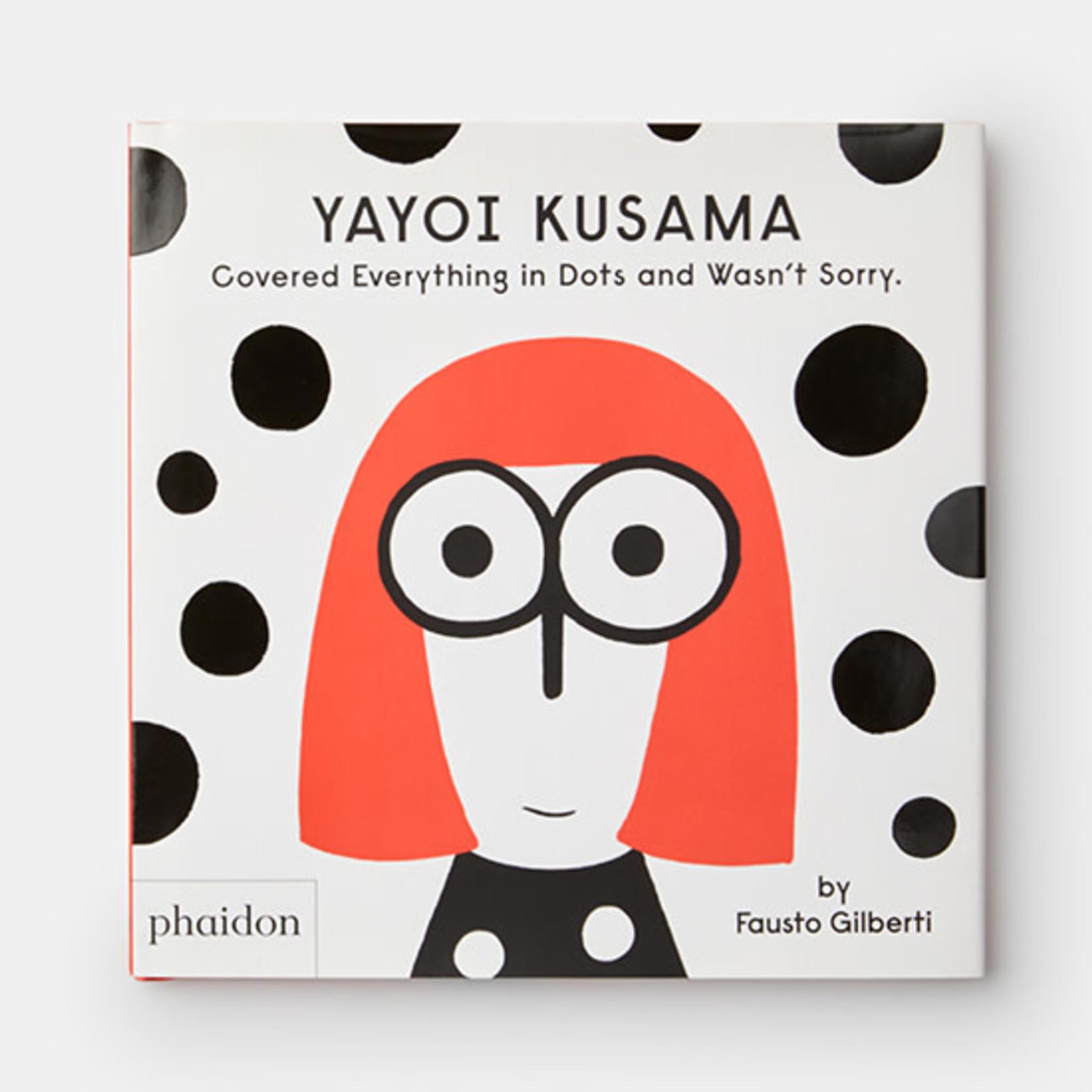 Daniel Richards Yayoi Kusama - Covered Everything