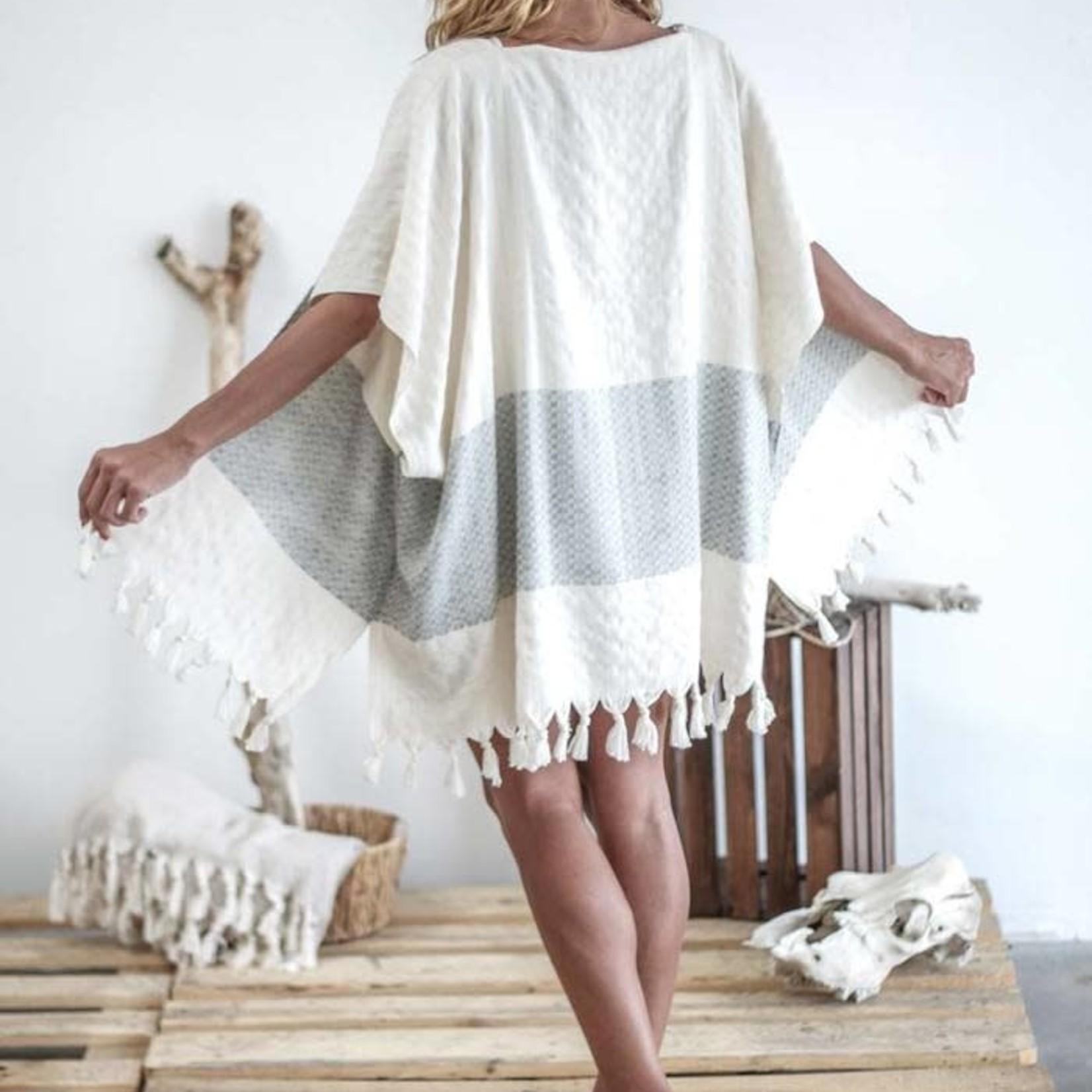 Handloom Pamuk Kimono