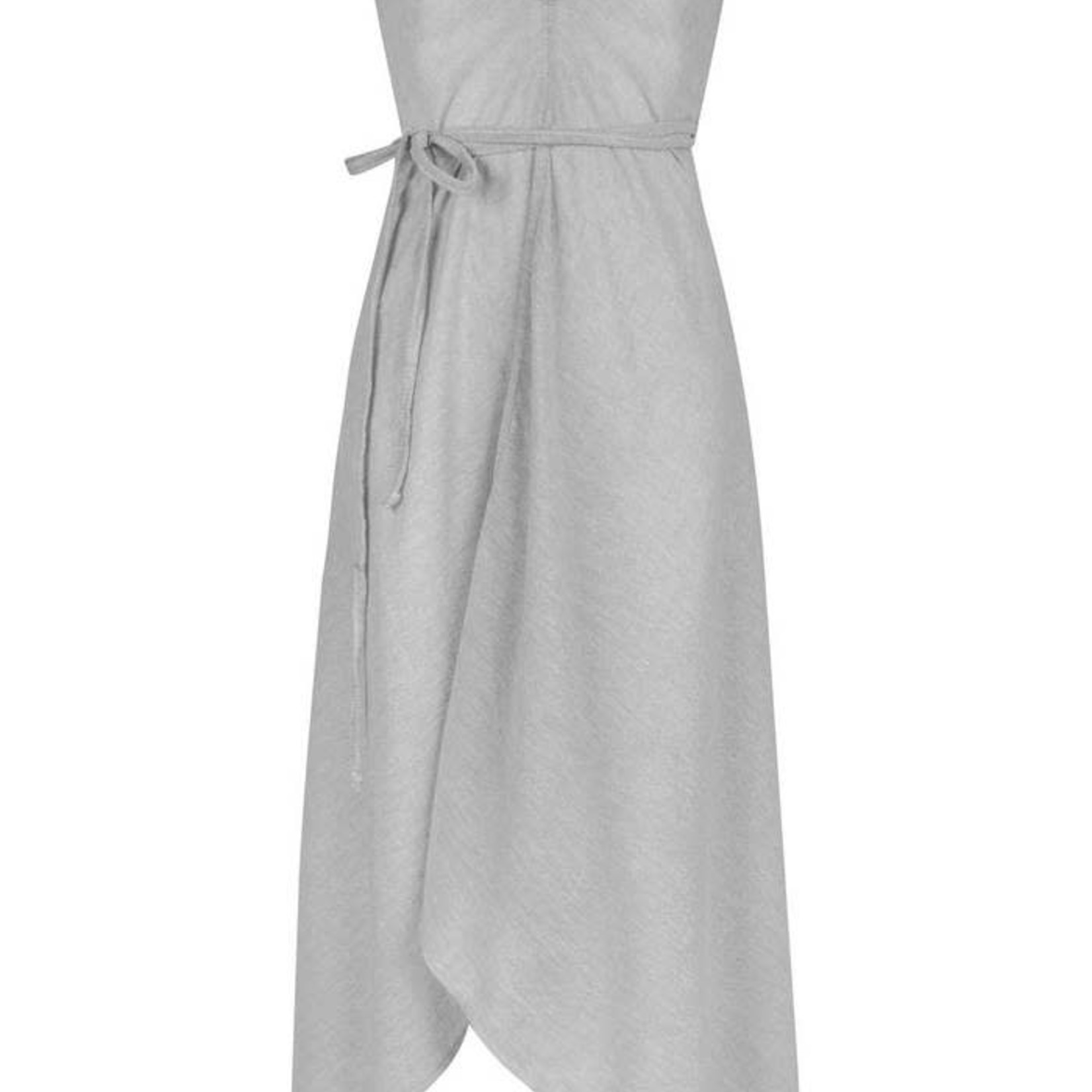 Handloom Sage Maxi Dress