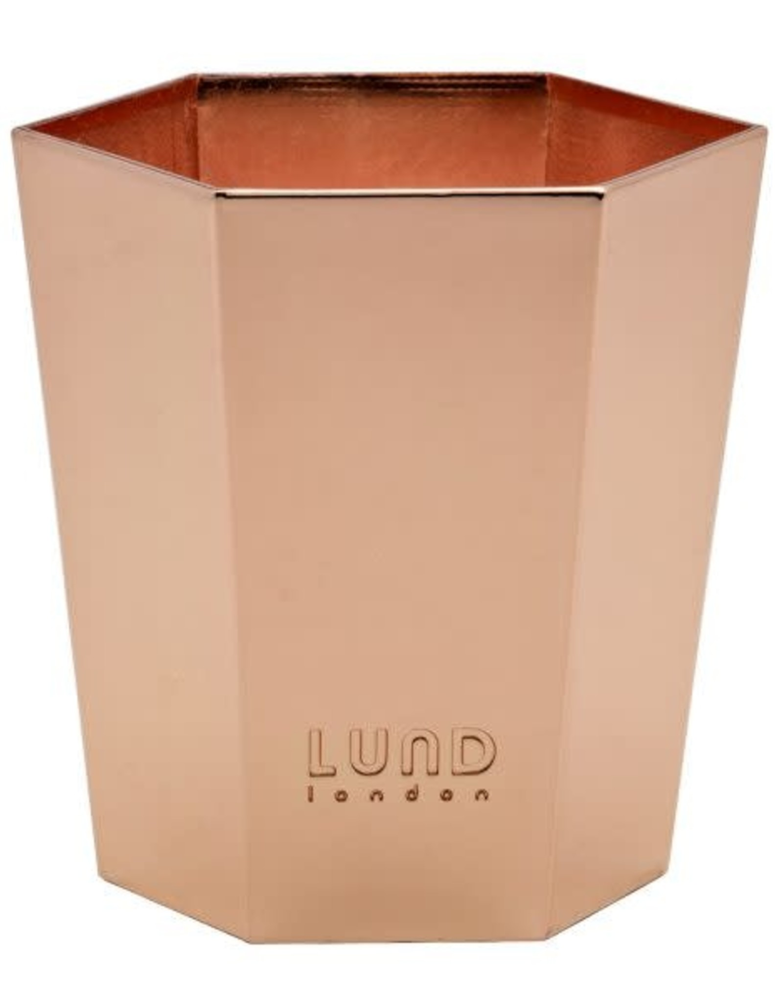 Lund Luxe Lidded Candle
