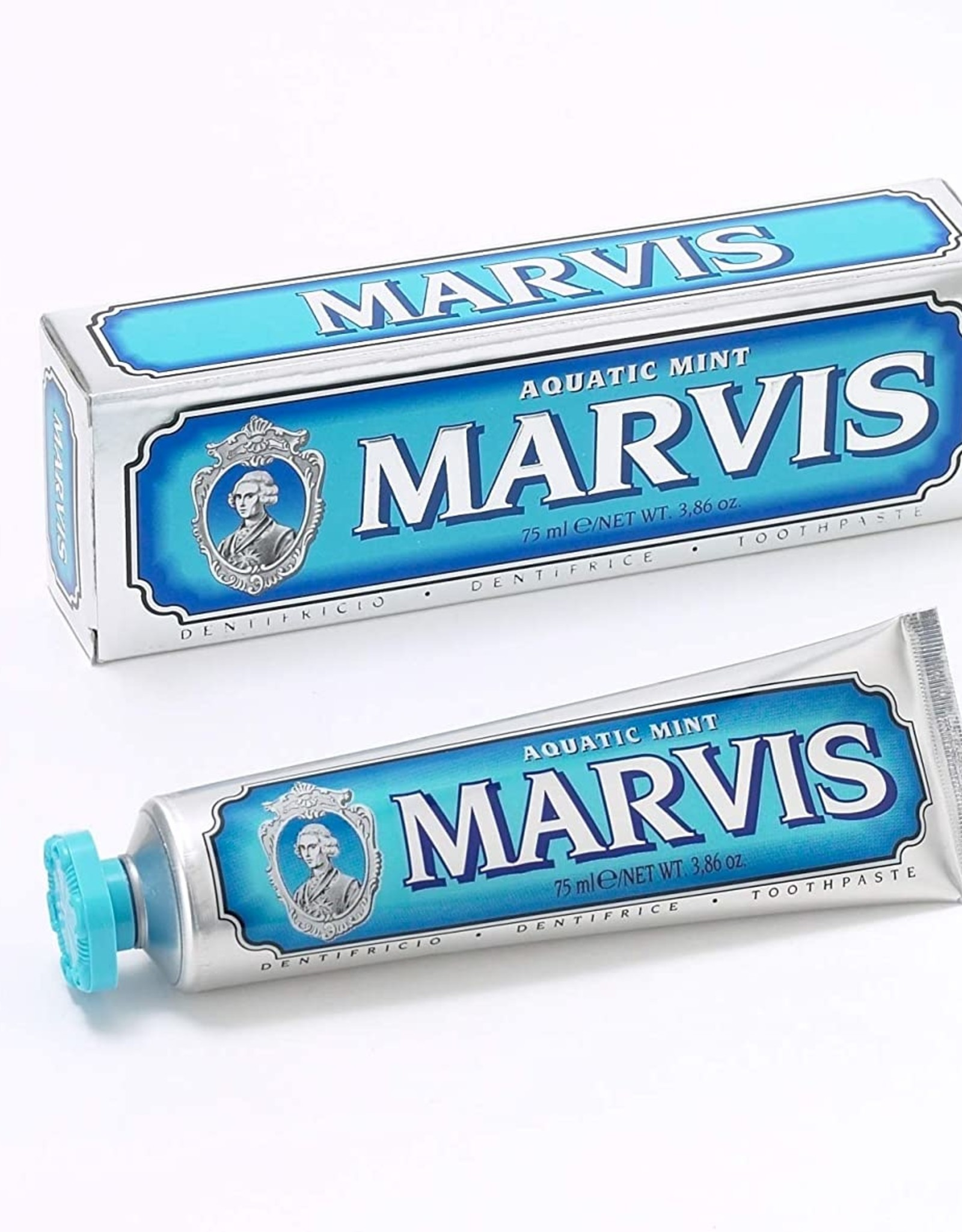 Marvis Toothpaste - Aquatic Mint
