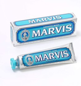 Marvis Toothpaste - Aquatic Mint