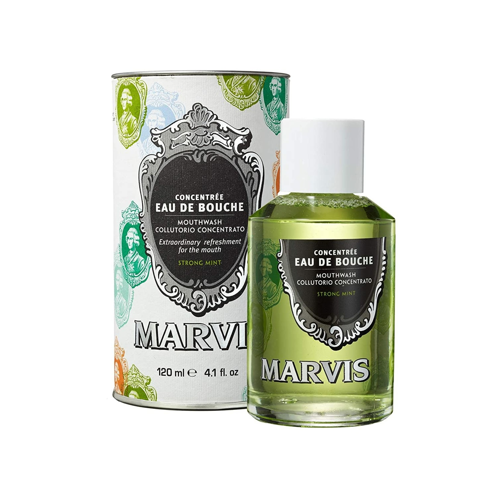 Marvis Mouthwash - Strong Mint