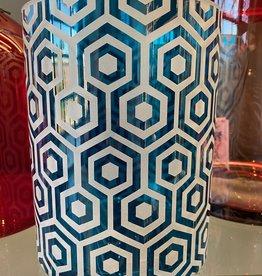 Artel Round Cylinder Vase