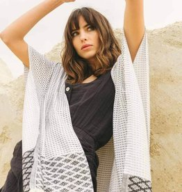 Handloom Rami Kimono
