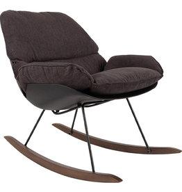 ZUIVER BV Rocky Lounge Chair - Dark
