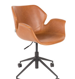 ZUIVER BV Nikki Office Chair
