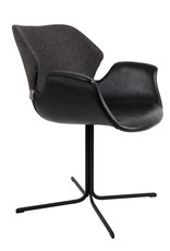 ZUIVER BV Nikki Armchair (set of 2)