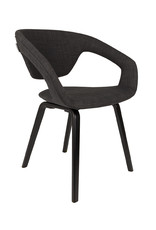 ZUIVER BV Flexback Armchair (set of 2)