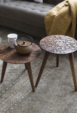 ZUIVER BV By Hand Side Table