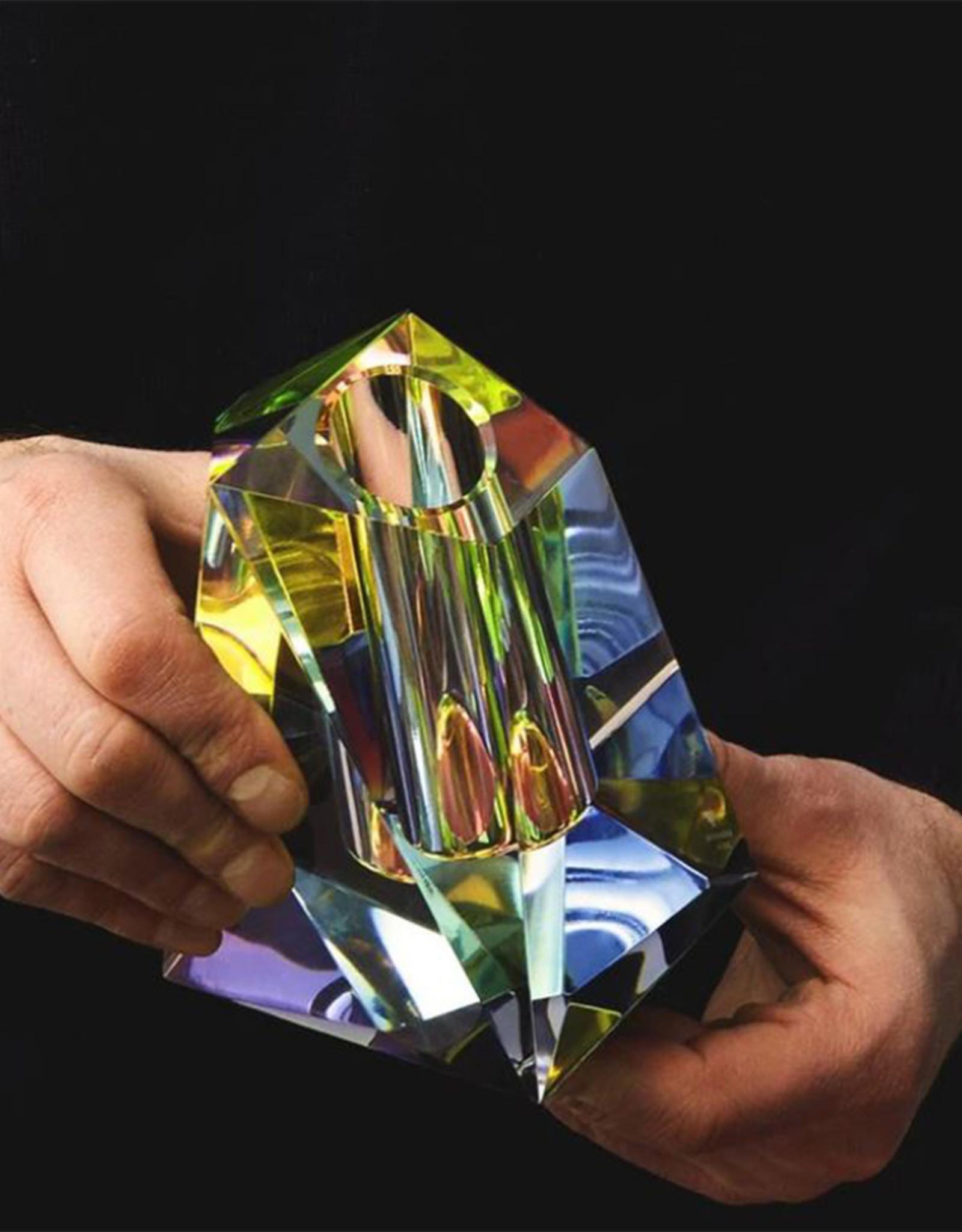 Fundamental Rege Irregular vase