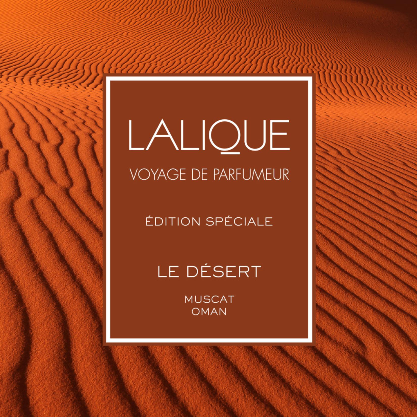 Lalique Le Desert
