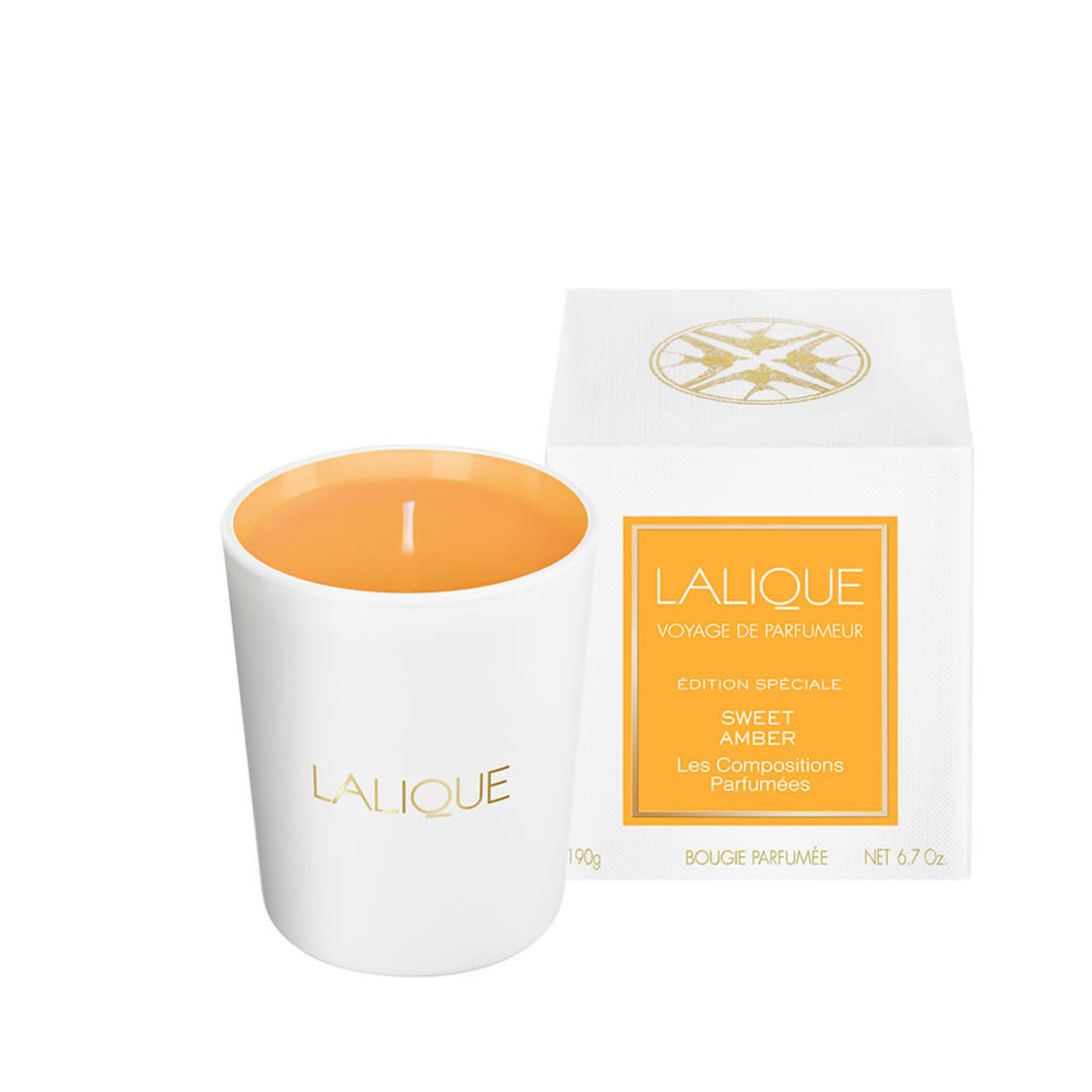Lalique Sweet Amber