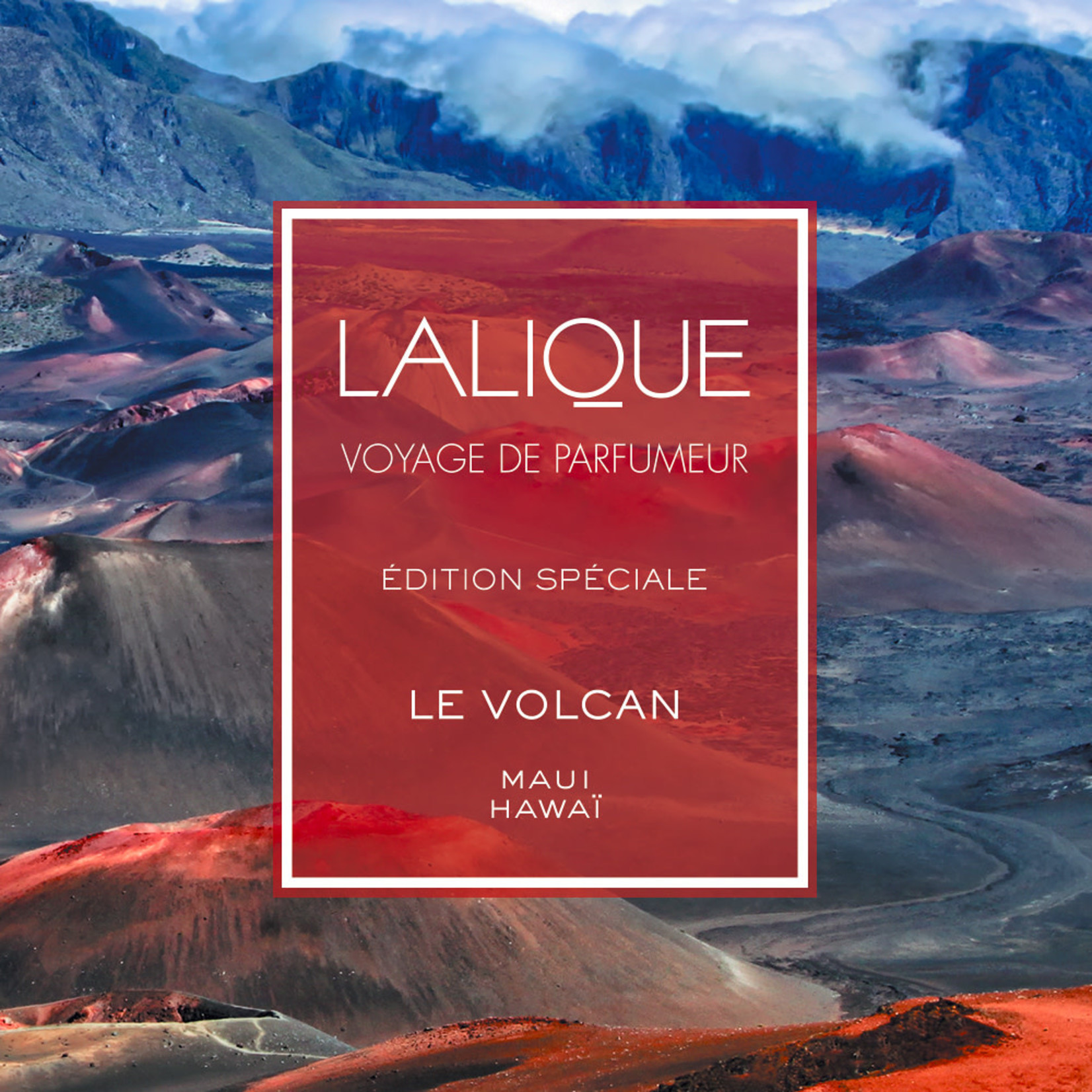 Lalique Volcan