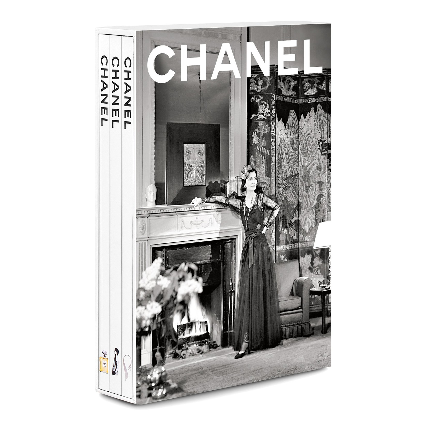 Assouline Chanel Set of 3