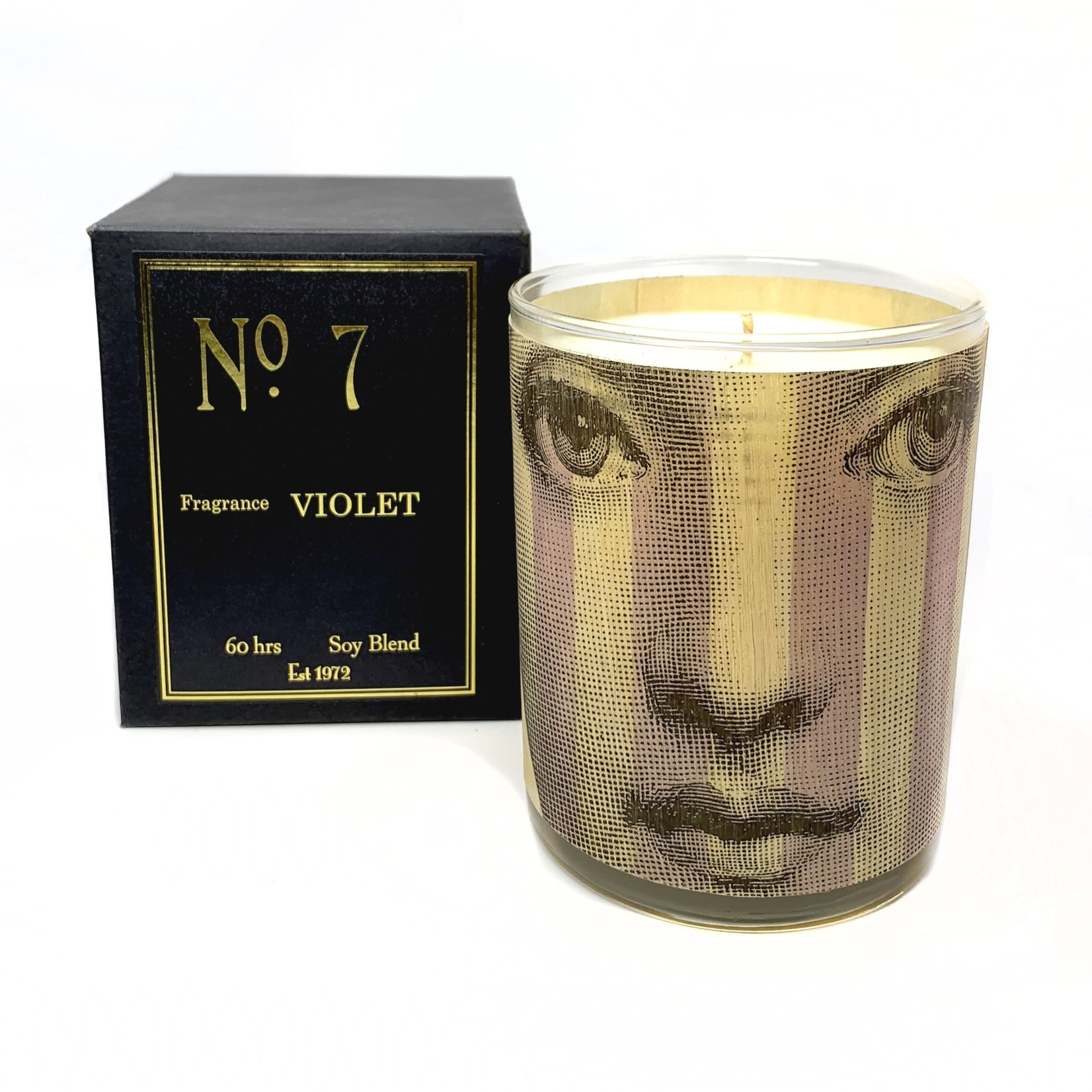 Spitfire Girl No.7 Candle