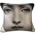 Spitfire Girl 19th Century Woman Pillow