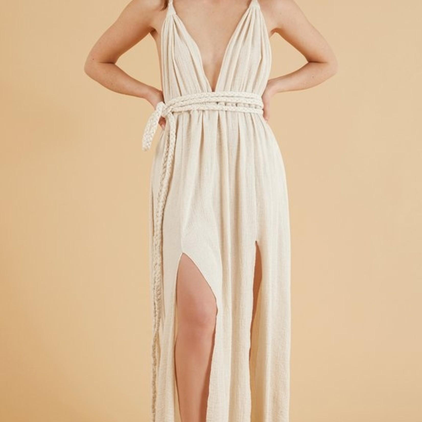 Handloom Muse Braided Dress