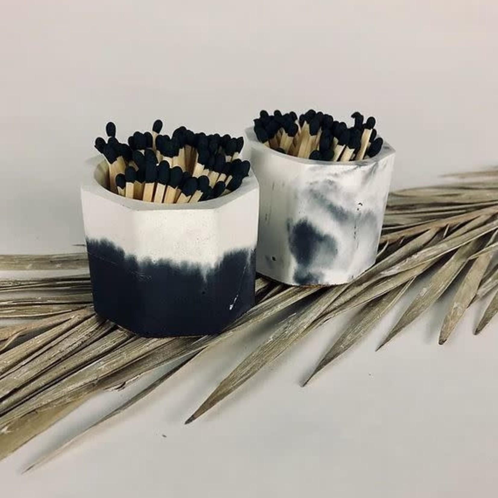 Tenn Prairie Concrete match stick holder / striker