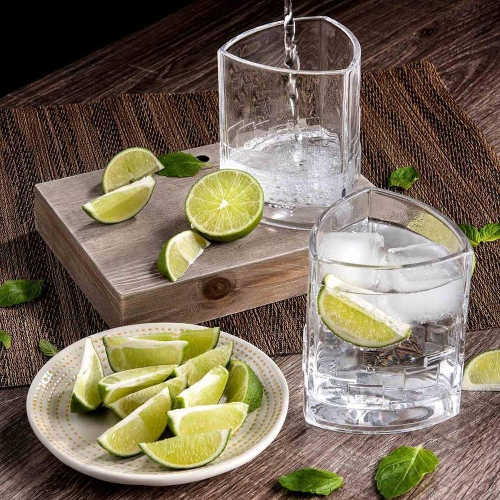 Joy Jolt Revere Drinking Glasses (set of 2)