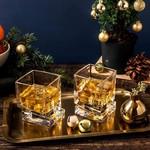Joy Jolt Carre Whiskey Old Fashioned - Set of 2