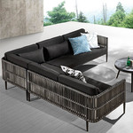 OUTDOOR SOFAS + SECTIONALS