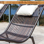 OUTDOOR LOUNGE CHAIRS + CHAISES