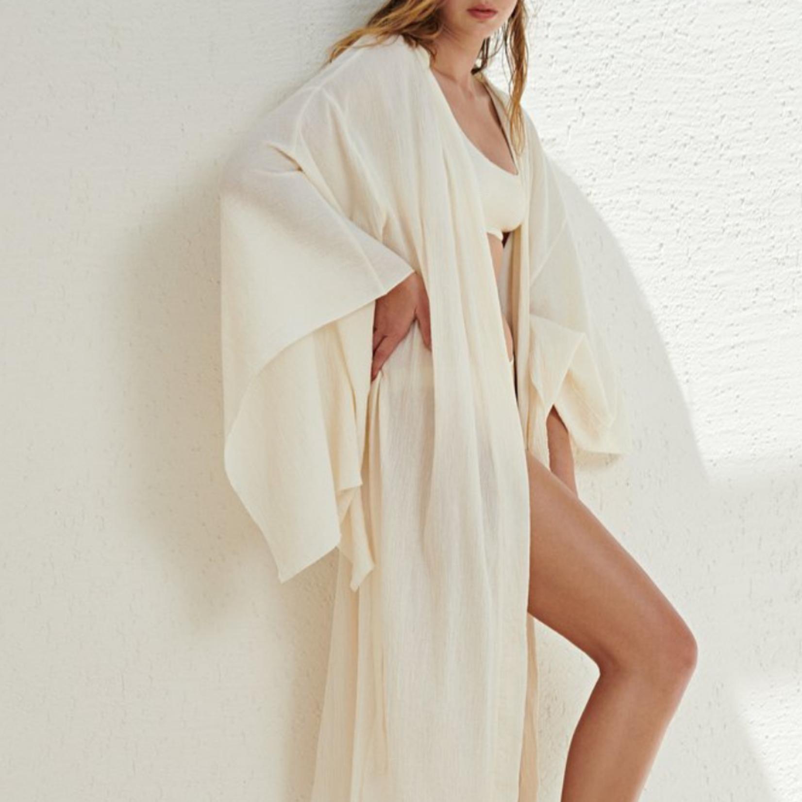 Handloom Bodhi Kimono