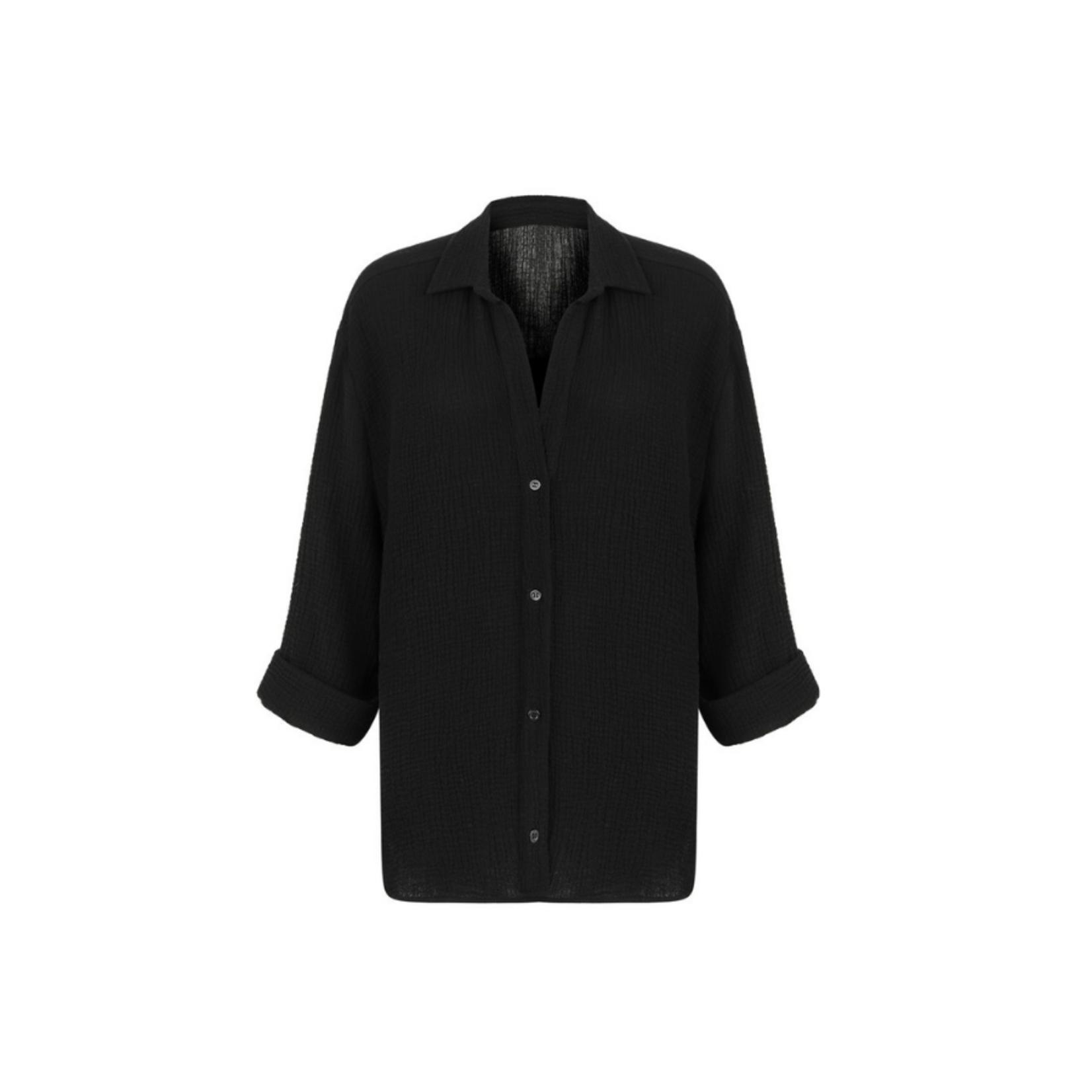 Handloom Echo Maxi Shirt