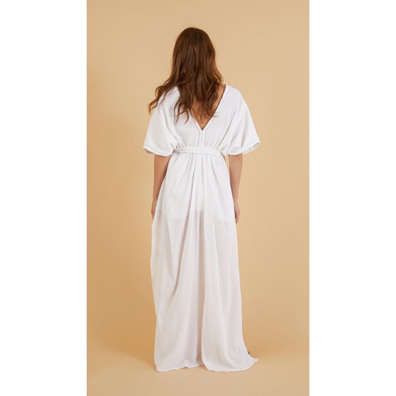Handloom Iris Braided Dress