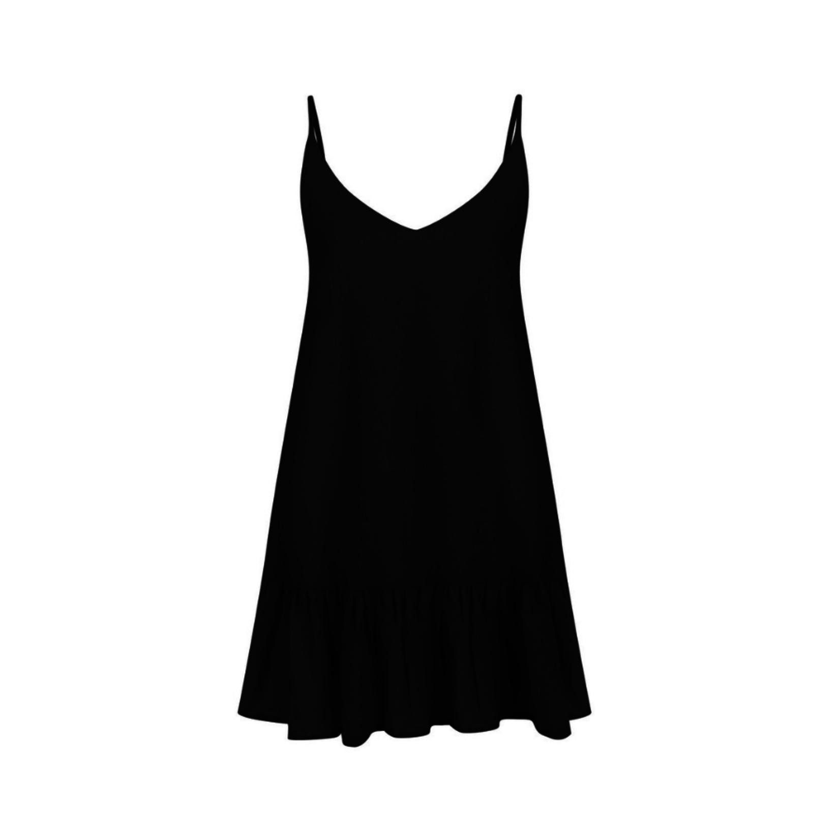 Handloom Liv Mini Ruffle Dress