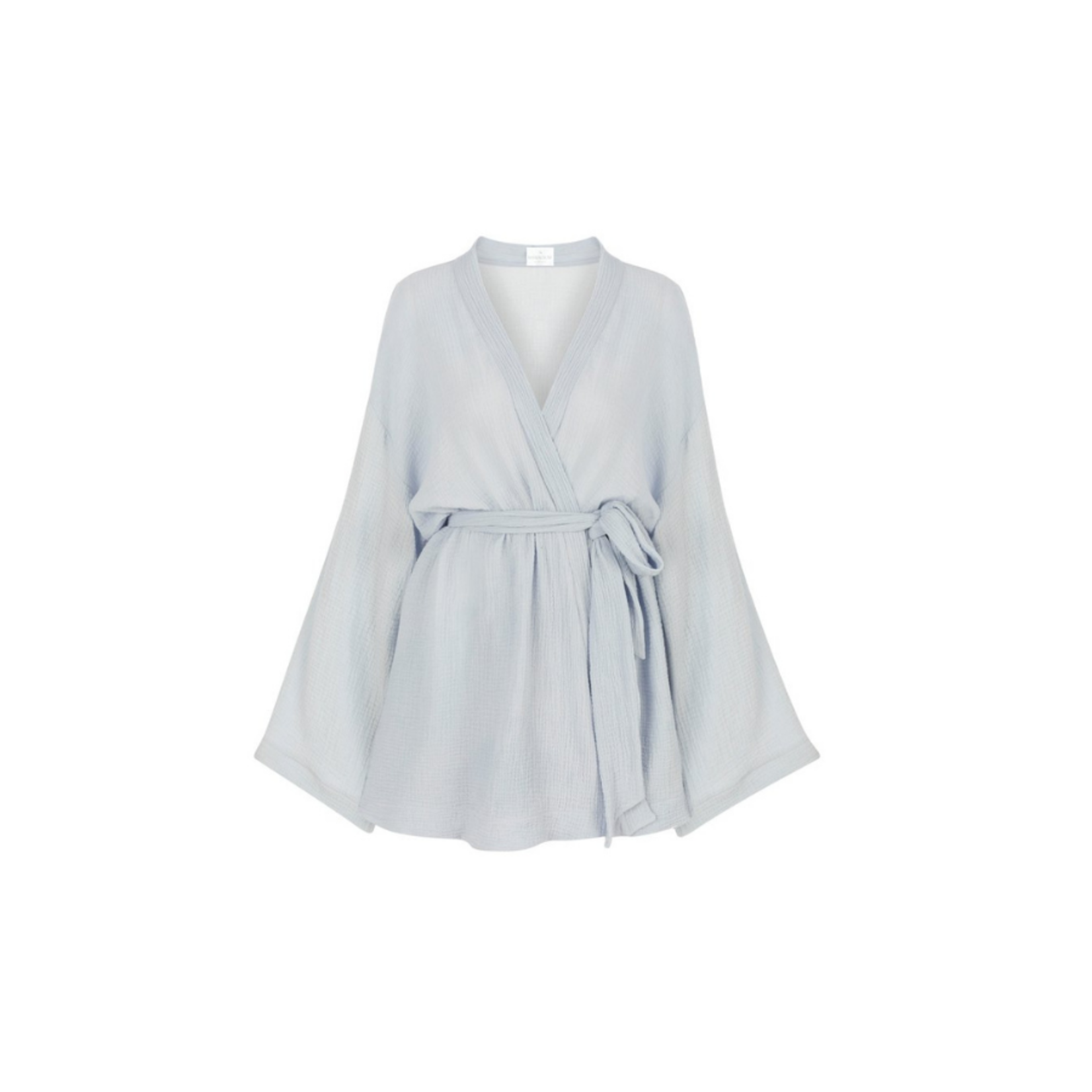 Handloom Luna Kimono Wrap Dress