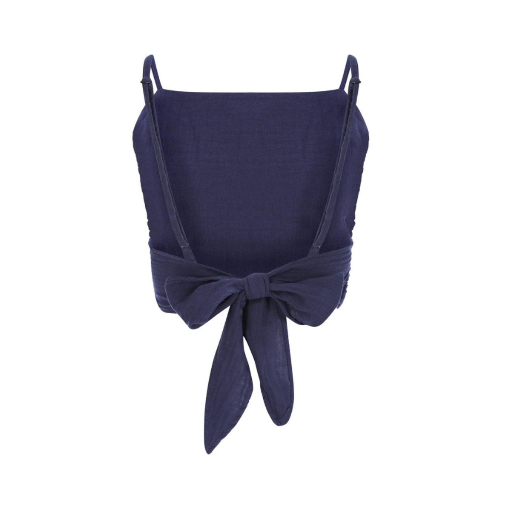 Handloom Maya Tie Top