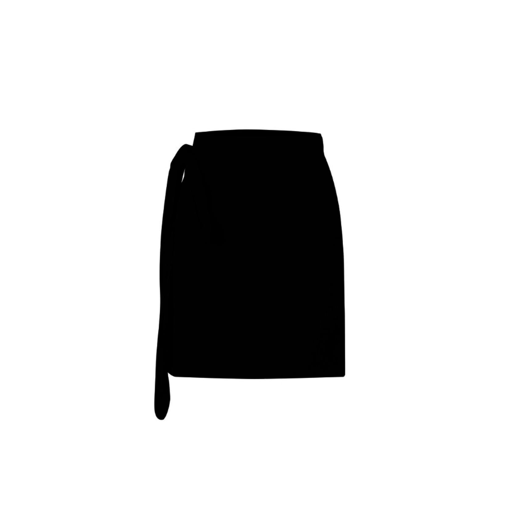 Handloom Mini Lyra Wrap Skirt