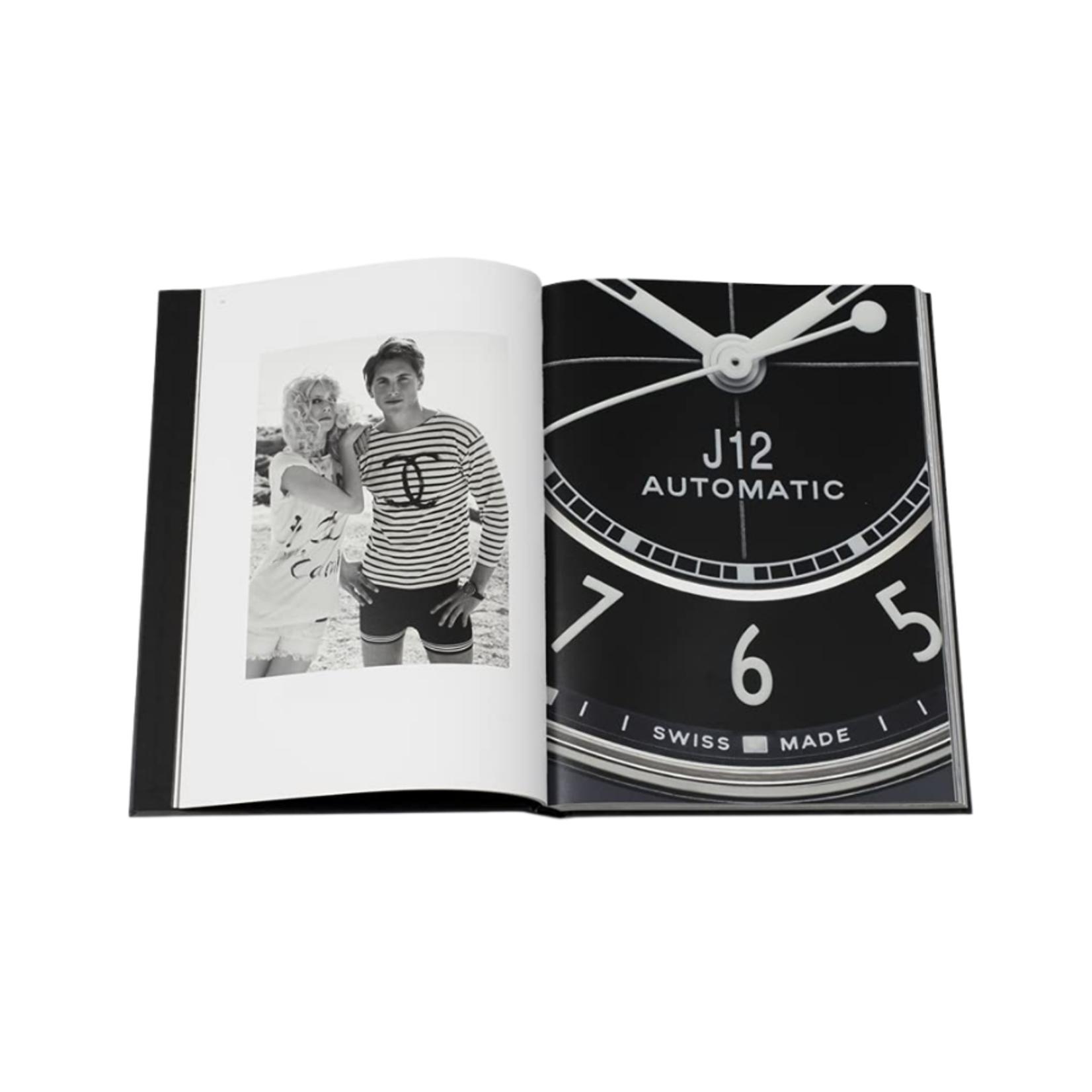 Daniel Richards Chanel: J12 Automatic