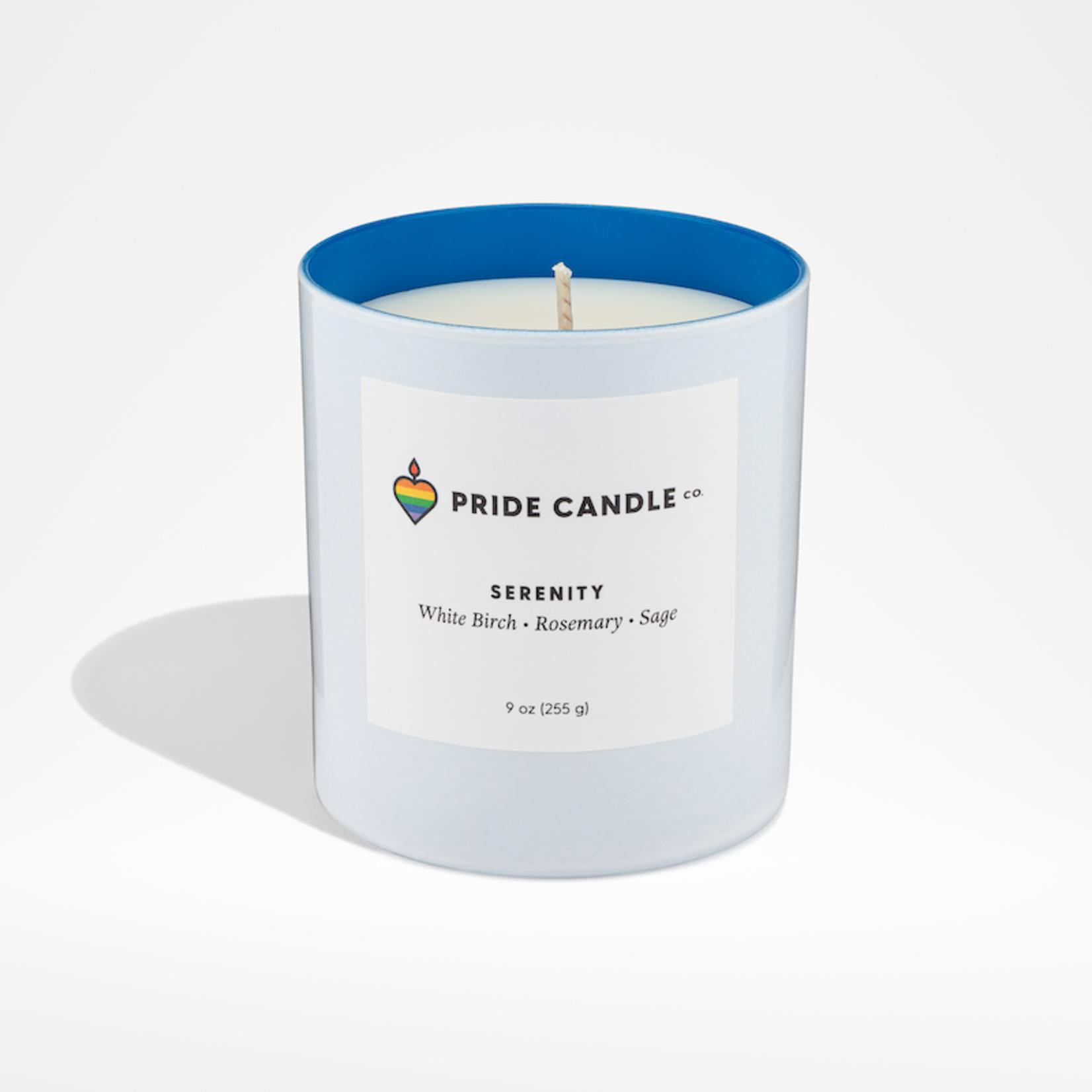 Pride Candle Company Pride Candle - Serenity