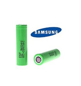 SAMSUNG 18650 Battery - Samsung 25 R (Green) 2500 mAh