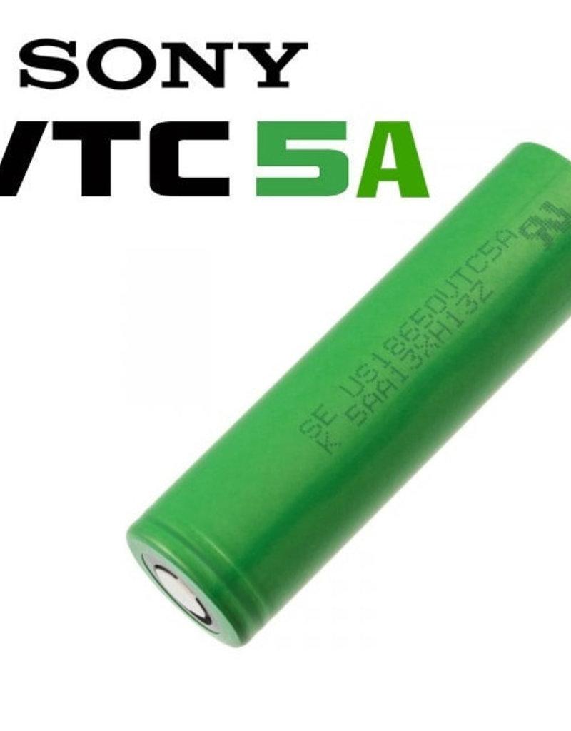 SONY 18650 Battery - Sony VTC5A (Green) 2600 mAh