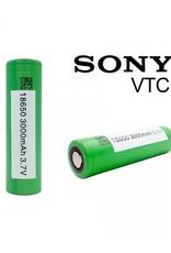 SONY 18650 Battery - Sony VTC6 (Green) 3000 mAh
