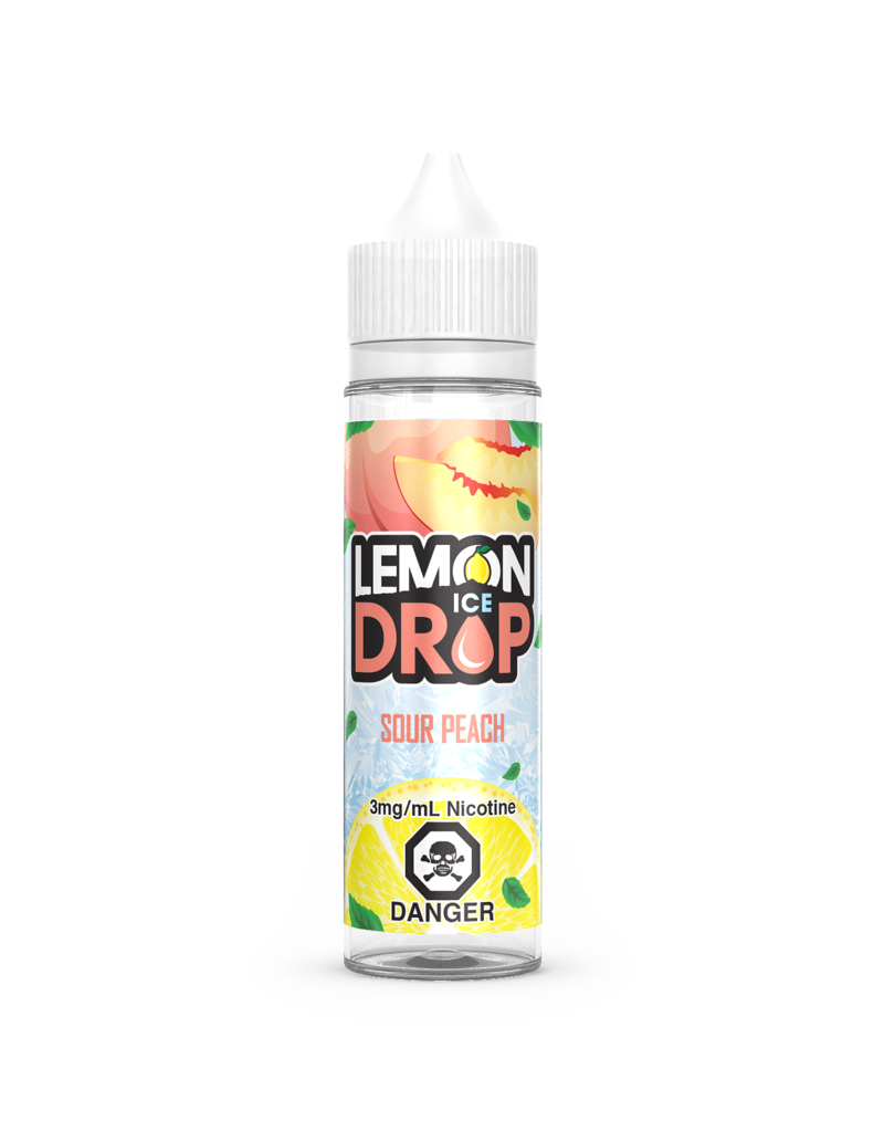 LEMON DROP Lemon Drop (Iced) - Sour Peach