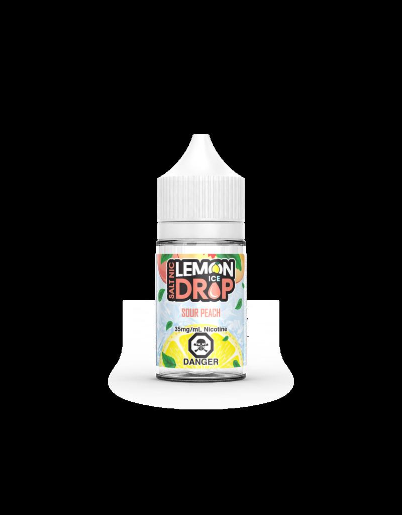 LEMON DROP Lemon Drop (Iced) Salt - Sour Peach